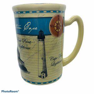 14 oz mug Lighthouses Southern Cape May New Jersey